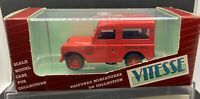 VITESSE 474.2 LAND ROVER 1960 ROYAL MAIL, 1/43, Made In Portugal - VGC Boxed
