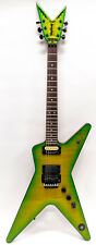 1999 Washburn USA Custom Shop Dimebag Darrel Slime Guitar - RARE DIME-3