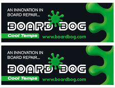 Board Bog - ding repair - surfboard / sailboard / SUP (2 for $16.95)  (2BBC)