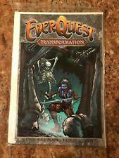 Everquest Transformation Nm Mint 9.6 9.8 Grayson Tan Best On Ebay 1 Comic