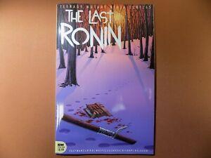 TMNT The Last Ronin #4 A 1st Print