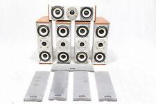 Denon 100w Surround Sound speakers SC-A500 SD x5