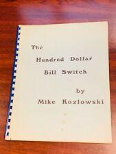 bill switch | eBay