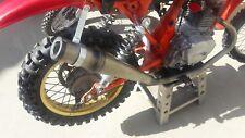 XR75 HONDA XR75 XR80 XR100 PERFORMANCE EXHAUST PIPES  DG J&H new PIPES