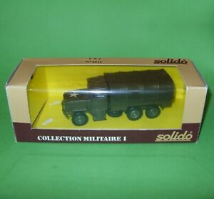 Solido / 6032 US Kaiser Jeep M34 6x6 Truck / Boxed