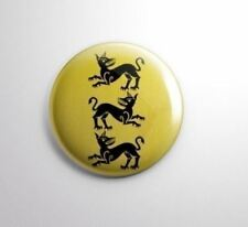 House of Clegane Game of Thrones -  Pinbacks Badge Button 25mm 1''