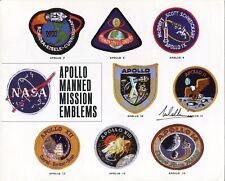 Michael Collins Apollo 11 Astronaut Original NASA Space Signed Autograph Photo