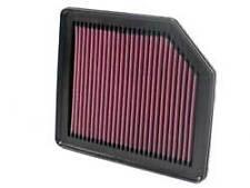 K&N HIGH FLOW AIR FILTER For HONDA CIVIC 1.8 16V/VTEC 06-08