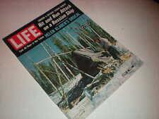 Life Magazine, April 12, 1963, Sea Raiders Cuba, Fidel Castro, JFK, Helen Klaben
