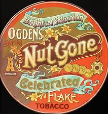 The Small Faces - Ogden's Nut Gone Flake - Mini Poster & Black Card Frame