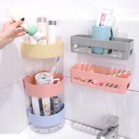 Bathroom Shelving Wall Corner Storage Rack Organizer Shower Shampoo Holde YK