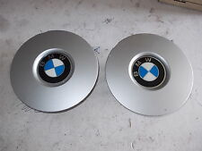 2 X CALOTTE COPRICERCHIO BMW SERIE 5-7 85-95 535 735 540 740 750 WHEEL COVER