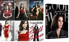 The Good Wife ALL Seasons 1-7 Complete DVD Set Collection Series TV Show Lot Box