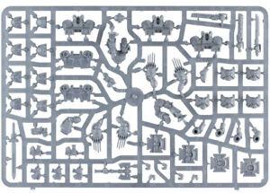 40K Warhammer Space Marine Vanguard Veteran Bits: Multi Parts Listing