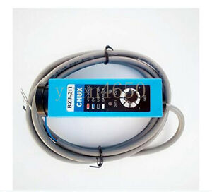 Color Mark Sensor with Supply Voltage 10-30VDC and 2M cable BZJ-211   #n4650