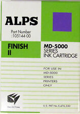 ALPS MD-5000 Series Finish II Ink Cartridge OEM UNBOXED