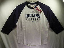 Cleveland Indians MLB Long-Sleeve Shirt Men's Large  NEW