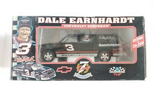#3 DALE EARNHARDT COLLECTORS EDITION CHEVROLET SUBURBAN BANK 1:25 SCALE NIB 1995
