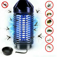 LED Electric UV Mosquito Killer Lamp Fly Bug Insect Repellent Zapper Trap EU/US