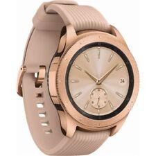 Samsung Galaxy Watch 42mm Oro Rosa Smartwatch 4GB SM-R810 Wi-Fi Bluetooth