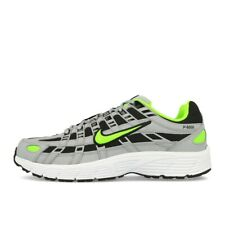 Nike P-6000 Wolf Grey Electric Green Black 45 Herren Schuhe Sneaker