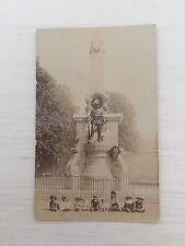 Canterbury Boer War Memorial