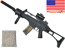 Airsoft Rifle Electric Gun Double Eagle M85 Fully Automatic FREE 1000 Bulldog BB