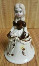 Vtg Brinnco Bell Plantation Girl Canaan Valley Wv Souvenir With Tags Porcelain