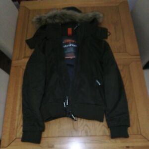 Superdry Mens Windbomber Coat