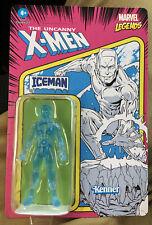 "Marvel Legends Retro Kenner Hasbro Action Figure 3.75"" ICEMAN 2021 ?"
