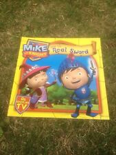 Mike the Knight and the Real Sword,| Paperback Book | AS SEEN ON TV - RRP 5.99