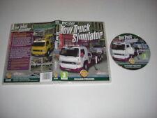 TOW TRUCK SIMULATOR  Pc DVD Rom  FAST DISPATCH