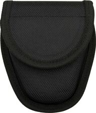 Professional Handcuff Belt Sheath Heavy Duty Tactical Black Nylon Pouch Case
