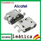 Connector Load For Alcatel One Touch C7 C3 IDOL S Micro USB Port Dc OT5035
