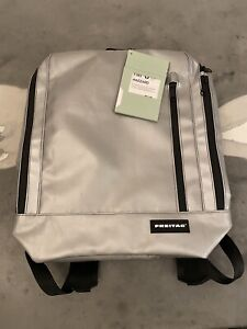 Freitag F303 Hazzard Silver Backpack Rucksack Brand New With Tags