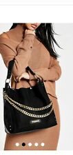 River Island Double Chain Slouch Handbag BNWT RRP £48!