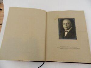 Kaffee Hag Konzern Gründerbuch Großformat Fotobuch vom 14.September 1929 Antik