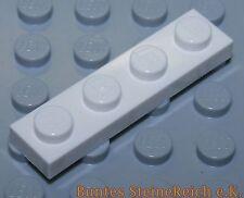 SK29) 20 Stück weisse 1/3 Steine 1x4 Platten in weiß & unbespielt !