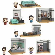 Seinfeld Mini-Figure Diorama Complete Playset
