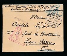 Military, War German & Colonies Cover Stamps