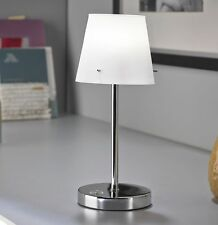 LED Touch Me Nachttischlampe dimmbar Wohnzimmer Lampe Lese Tischlampe T92 B-Ware