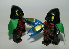 Acronix & Krux Elemental Master of Time Minifigure -  Ninjago Movie