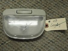 2007 Legacy Rear Dome Light