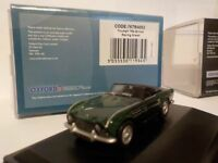 Triumph TR4 - British Racing Green , Model Cars, Oxford Diecast