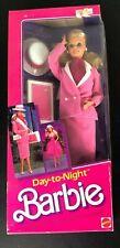 1984 Vtg Barbie Day to Night Fashion Doll 7929 Nib Never Removed Original Nrfb