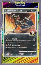 Demolosse C4-Platine 02: Rivaux Emergeants -65/111-Carte Pokemon Neuve Française