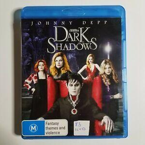 Dark Shadows | Blu-ray Movie | Johnny Depp, Eva Green | 2012 | Comedy/Fantasy