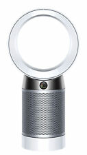 DYSON PURE COOL PURIFYING FAN DP04,SILVER,DISTRESSED OPEN BOX,NEW
