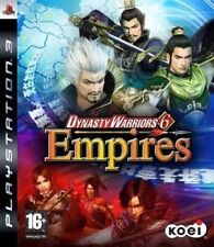 DYNASTY WARRIORS 6  :  EMPIRES             -----   pour PS3   -- SN