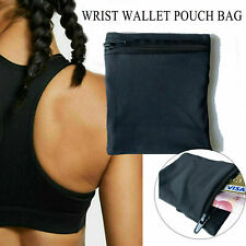 Sport Armband Running Bag Gym Cycling Wristband Wrist Wallet for Travel Running